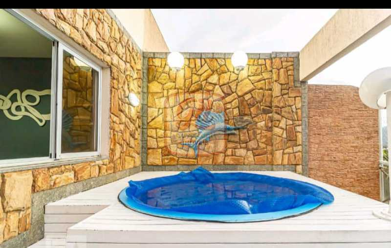 4fb7cbe7-e73b-44c5-9ca6-4d2708 - Cobertura 4 quartos à venda Pechincha, Rio de Janeiro - R$ 745.000 - CB0251 - 28