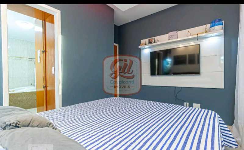 38eda507-57ed-4395-96b9-cab8f4 - Cobertura 4 quartos à venda Pechincha, Rio de Janeiro - R$ 745.000 - CB0251 - 17
