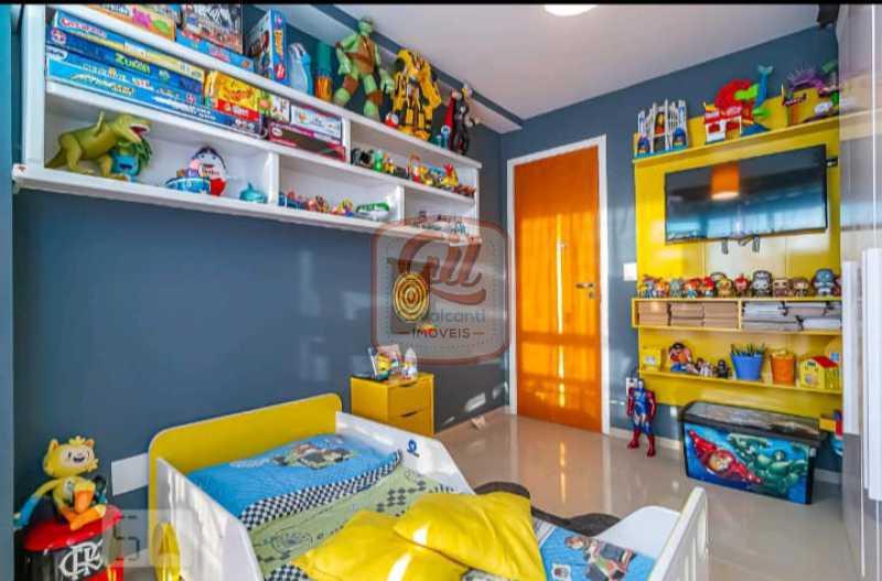 95abb80b-8e7a-48f9-8285-2c03d0 - Cobertura 4 quartos à venda Pechincha, Rio de Janeiro - R$ 745.000 - CB0251 - 23