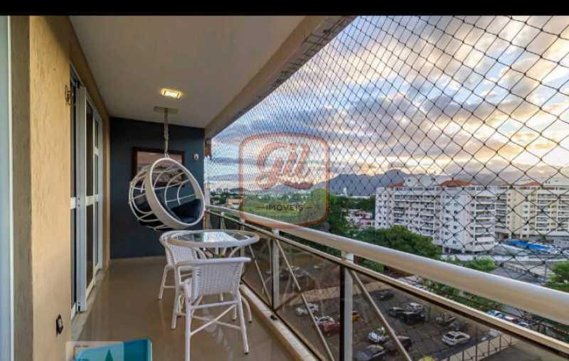 874ce60c-1cd3-472a-b793-bb7854 - Cobertura 4 quartos à venda Pechincha, Rio de Janeiro - R$ 745.000 - CB0251 - 11