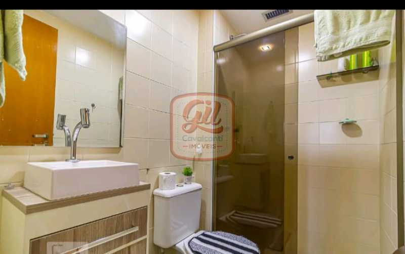 3277db5b-9bdd-432f-a246-36f48f - Cobertura 4 quartos à venda Pechincha, Rio de Janeiro - R$ 745.000 - CB0251 - 25