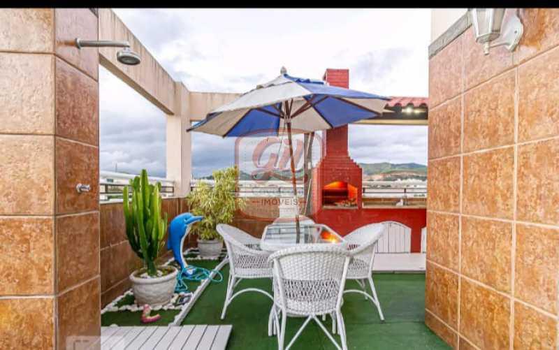 d4dfe0ff-ecb1-4dfe-881f-684f89 - Cobertura 4 quartos à venda Pechincha, Rio de Janeiro - R$ 745.000 - CB0251 - 30