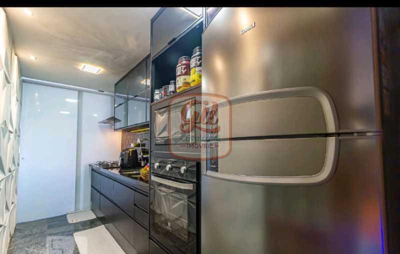 e69766b2-3e2a-483e-8310-bcdc43 - Cobertura 4 quartos à venda Pechincha, Rio de Janeiro - R$ 745.000 - CB0251 - 12