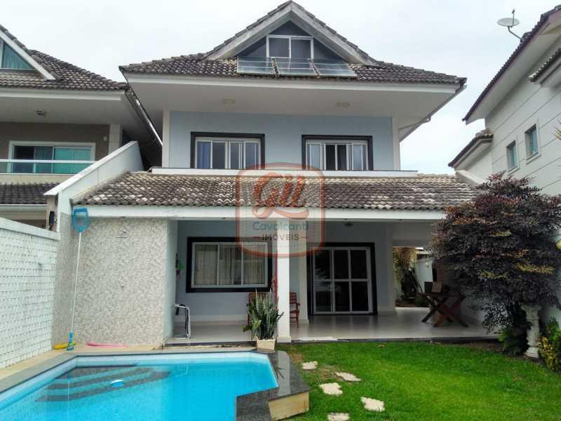 WhatsApp Image 2021-05-16 at 1 - Casa em Condomínio 4 quartos à venda Vargem Grande, Rio de Janeiro - R$ 1.900.000 - CS2627 - 1
