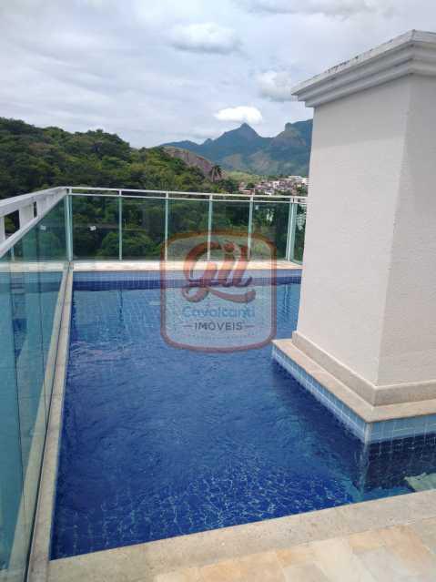 3cce5f0f-1404-4dea-8e31-39d2e2 - Apartamento 2 quartos à venda Pechincha, Rio de Janeiro - R$ 260.000 - AP2200 - 3