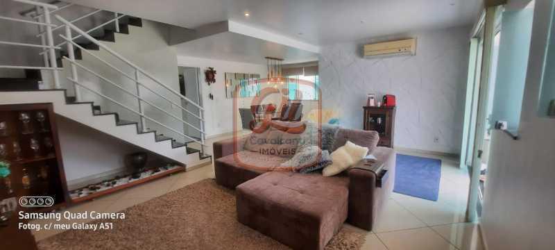 7624ba05-699c-4057-921e-26a2bb - Casa em Condomínio 3 quartos à venda Vargem Pequena, Rio de Janeiro - R$ 895.000 - CS2632 - 8