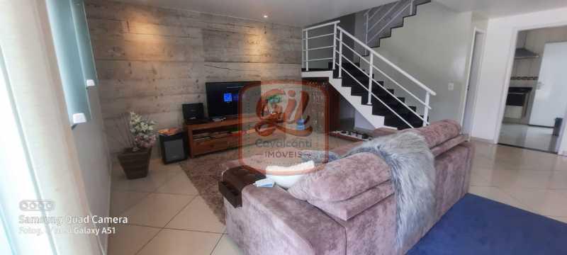 5976921a-d0c7-4d88-a734-cb8a4e - Casa em Condomínio 3 quartos à venda Vargem Pequena, Rio de Janeiro - R$ 895.000 - CS2632 - 7
