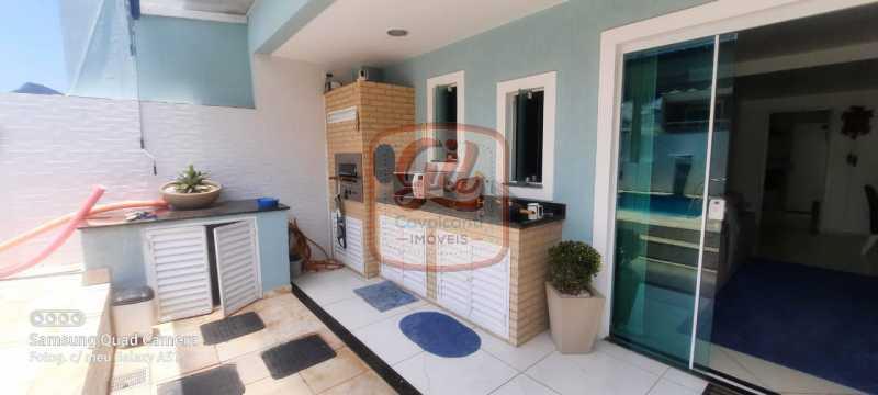 96e7134c-9ff9-434d-bbab-d0f664 - Casa em Condomínio 3 quartos à venda Vargem Pequena, Rio de Janeiro - R$ 895.000 - CS2632 - 4