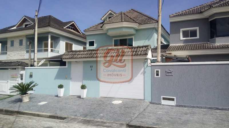 dfd09bad-879d-4f27-99be-8a0326 - Casa em Condomínio 3 quartos à venda Vargem Pequena, Rio de Janeiro - R$ 895.000 - CS2632 - 1