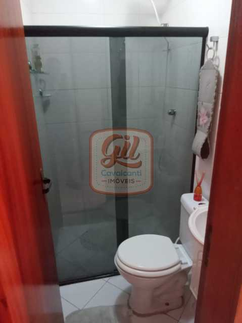 1efa3121-4c4e-46bd-ac42-94f6de - Casa de Vila 2 quartos à venda Pechincha, Rio de Janeiro - R$ 590.000 - CS2637 - 13