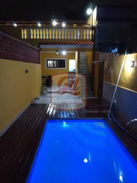 020cd979-4d33-45ce-9531-48c49a - Casa de Vila 2 quartos à venda Pechincha, Rio de Janeiro - R$ 590.000 - CS2637 - 1