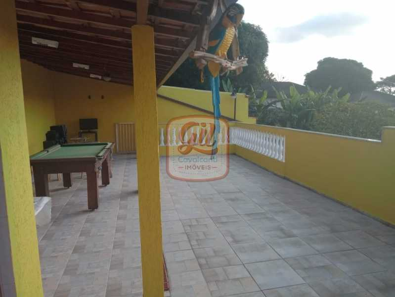 db49b375-5a4d-4bdc-bc3a-39c3be - Casa de Vila 2 quartos à venda Pechincha, Rio de Janeiro - R$ 590.000 - CS2637 - 16