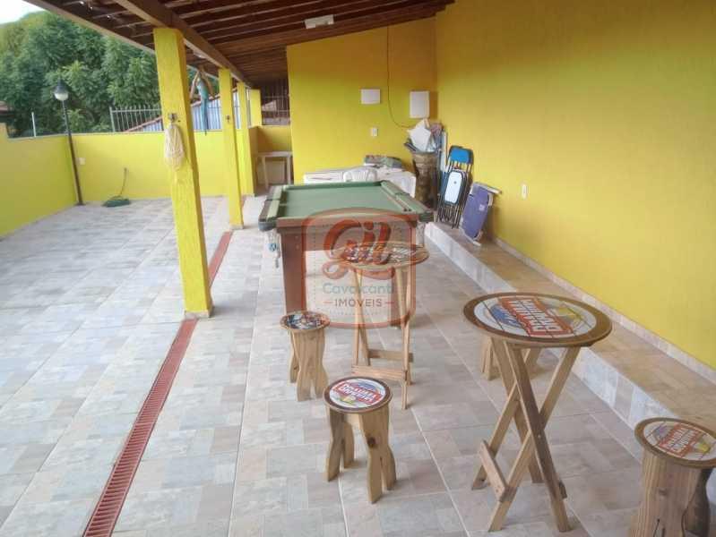 f0b00866-b530-4711-bc82-ea3890 - Casa de Vila 2 quartos à venda Pechincha, Rio de Janeiro - R$ 590.000 - CS2637 - 18
