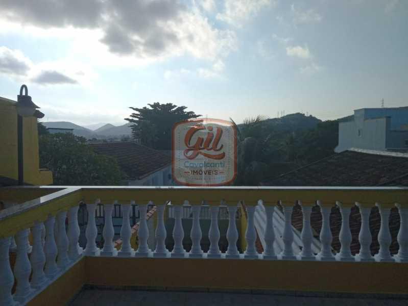 f813ac4f-b238-40d7-9188-9ea6ae - Casa de Vila 2 quartos à venda Pechincha, Rio de Janeiro - R$ 590.000 - CS2637 - 22