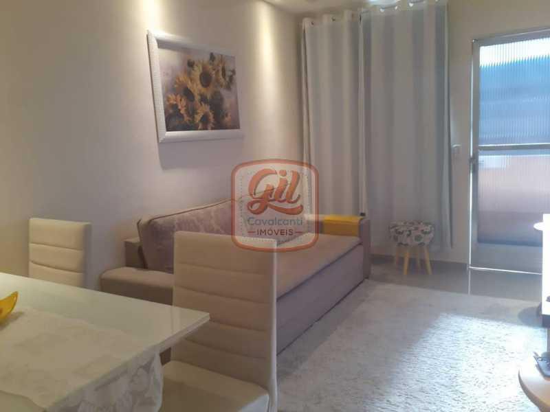 12fd364e-c65d-44d7-9b36-3effbd - Apartamento 2 quartos à venda Curicica, Rio de Janeiro - R$ 194.000 - AP2214 - 1