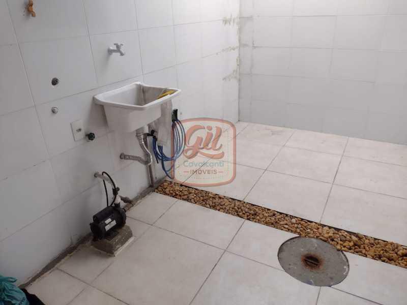 7ebbf077-7a39-498c-8d52-090bdb - Casa de Vila 3 quartos à venda Taquara, Rio de Janeiro - R$ 400.000 - CS2647 - 13