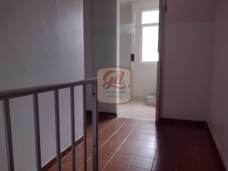 97c02bcd-a453-4e5c-bb2c-d3b2a2 - Casa de Vila 3 quartos à venda Taquara, Rio de Janeiro - R$ 400.000 - CS2647 - 16