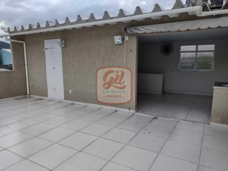 42989d46-7443-4237-9dd3-99e718 - Casa de Vila 3 quartos à venda Taquara, Rio de Janeiro - R$ 400.000 - CS2647 - 29