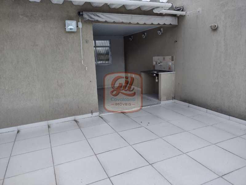 b130f060-d558-40e1-96a1-f06f7d - Casa de Vila 3 quartos à venda Taquara, Rio de Janeiro - R$ 400.000 - CS2647 - 27