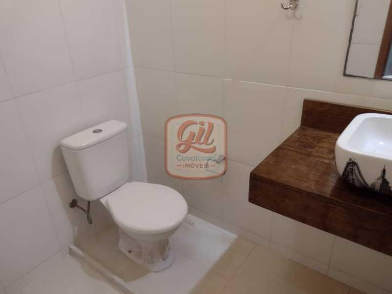 d3ffc4a5-ea8e-4881-ba36-ea8de8 - Casa de Vila 3 quartos à venda Taquara, Rio de Janeiro - R$ 400.000 - CS2647 - 10
