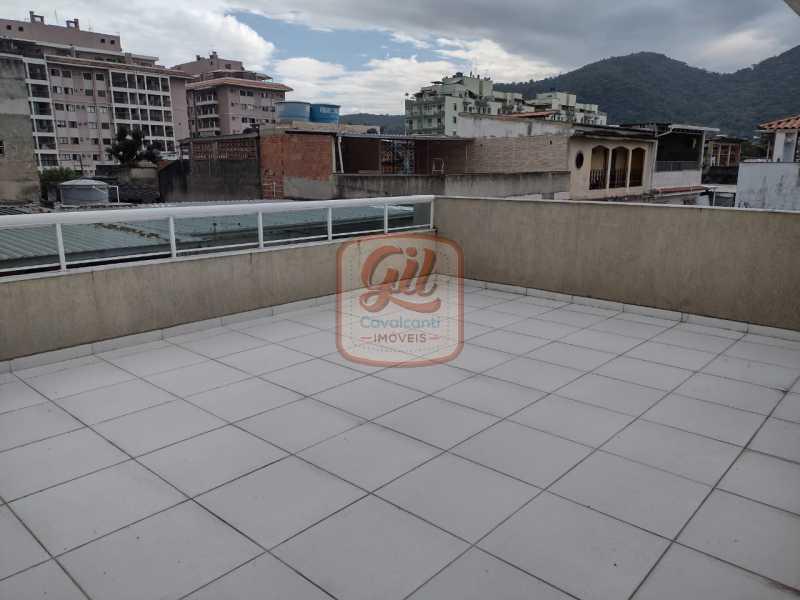da26691c-b25f-4a67-a4c1-cd95a5 - Casa de Vila 3 quartos à venda Taquara, Rio de Janeiro - R$ 400.000 - CS2647 - 30