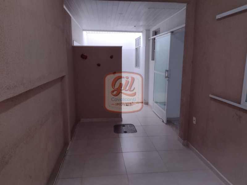 e65cbcb9-69e7-4683-b8c9-4049a4 - Casa de Vila 3 quartos à venda Taquara, Rio de Janeiro - R$ 400.000 - CS2647 - 4