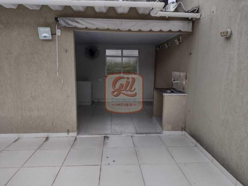 f7c13d1f-4827-46d1-bd6d-0a6d23 - Casa de Vila 3 quartos à venda Taquara, Rio de Janeiro - R$ 400.000 - CS2647 - 28