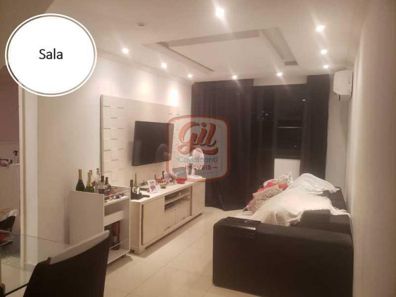 0f4ba485-cc61-4065-b834-6b0cc9 - Cobertura 3 quartos à venda Anil, Rio de Janeiro - R$ 680.000 - CB0255 - 11