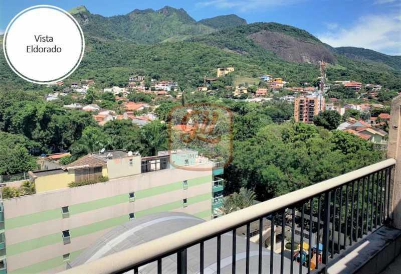 3f8059e2-58af-4724-a71d-f6d458 - Cobertura 3 quartos à venda Anil, Rio de Janeiro - R$ 680.000 - CB0255 - 13