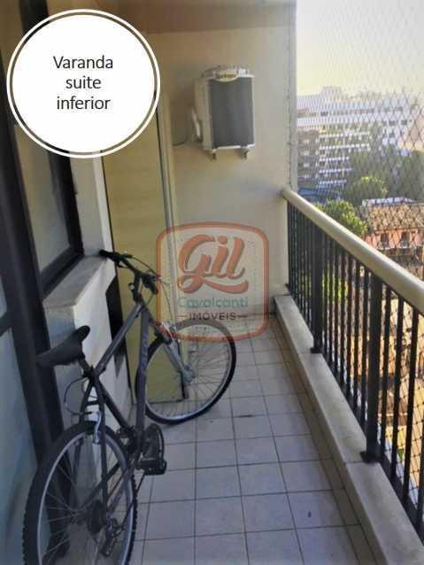 6737221b-5182-4546-94db-2b5065 - Cobertura 3 quartos à venda Anil, Rio de Janeiro - R$ 680.000 - CB0255 - 15
