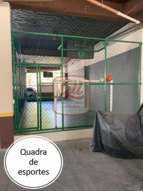 c94470eb-2c9c-4d8e-bbbb-d72e11 - Cobertura 3 quartos à venda Anil, Rio de Janeiro - R$ 680.000 - CB0255 - 5