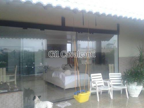 1 - Cobertura 3 quartos à venda Recreio dos Bandeirantes, Rio de Janeiro - R$ 1.550.000 - CB0092 - 1