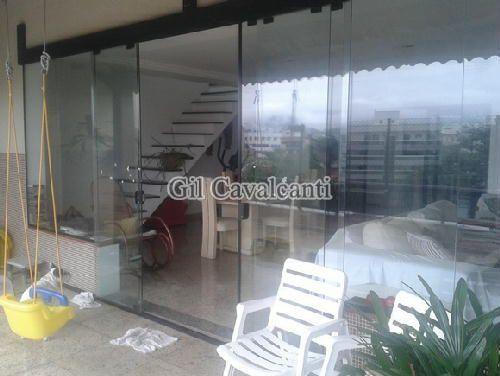 2 - Cobertura 3 quartos à venda Recreio dos Bandeirantes, Rio de Janeiro - R$ 1.550.000 - CB0092 - 3