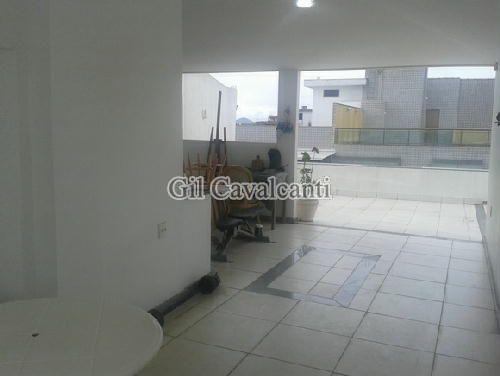23 - Cobertura 3 quartos à venda Recreio dos Bandeirantes, Rio de Janeiro - R$ 1.550.000 - CB0092 - 25