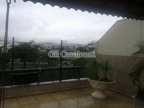 28 - Cobertura 3 quartos à venda Recreio dos Bandeirantes, Rio de Janeiro - R$ 1.550.000 - CB0092 - 30