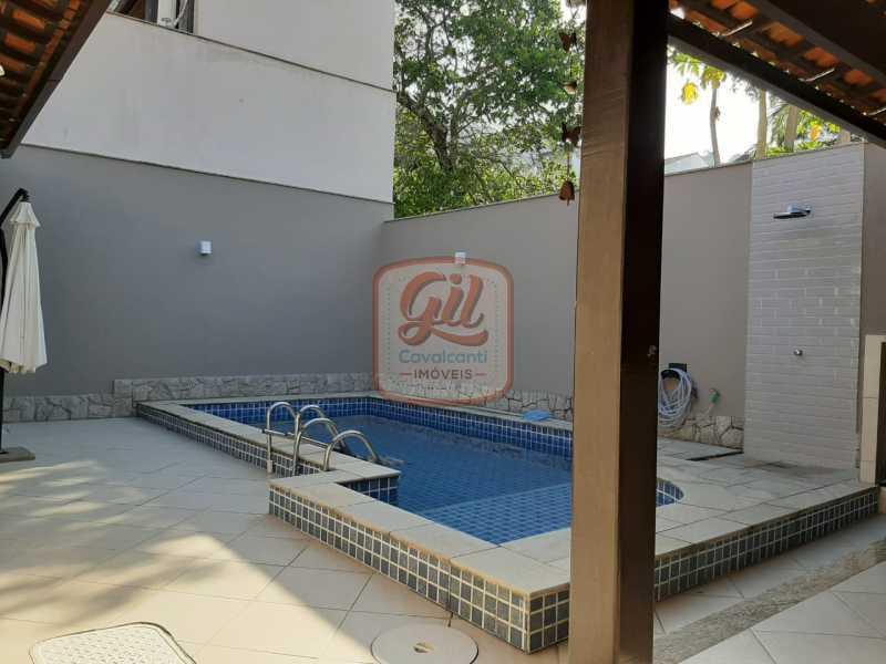 1d82613f-77bd-4c93-acf4-aadba3 - Casa em Condomínio 3 quartos à venda Vila Valqueire, Rio de Janeiro - R$ 1.280.000 - CS2656 - 28