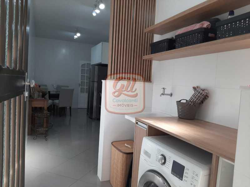 4d38323d-539c-4b23-a05e-2441da - Casa em Condomínio 3 quartos à venda Vila Valqueire, Rio de Janeiro - R$ 1.280.000 - CS2656 - 25