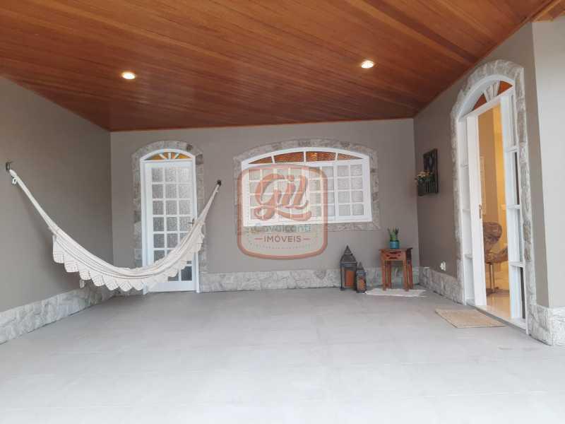 5cad2064-9ef9-4003-8deb-f8d541 - Casa em Condomínio 3 quartos à venda Vila Valqueire, Rio de Janeiro - R$ 1.280.000 - CS2656 - 3