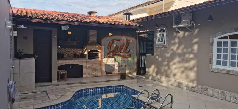 739a7c1b-773d-47e4-8acb-6a7523 - Casa em Condomínio 3 quartos à venda Vila Valqueire, Rio de Janeiro - R$ 1.280.000 - CS2656 - 31