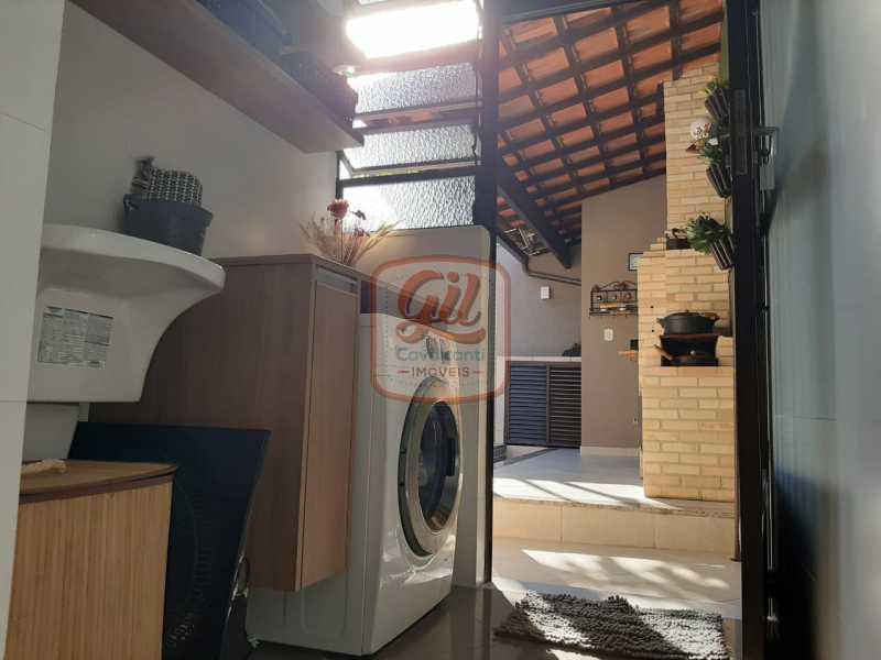 926ade6f-d422-41fd-90c6-241fa2 - Casa em Condomínio 3 quartos à venda Vila Valqueire, Rio de Janeiro - R$ 1.280.000 - CS2656 - 23