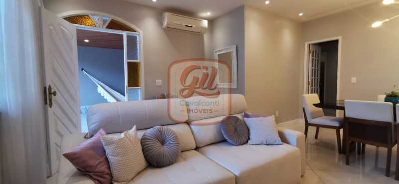 2740dd45-0211-47d7-ac2e-3cf67f - Casa em Condomínio 3 quartos à venda Vila Valqueire, Rio de Janeiro - R$ 1.280.000 - CS2656 - 4