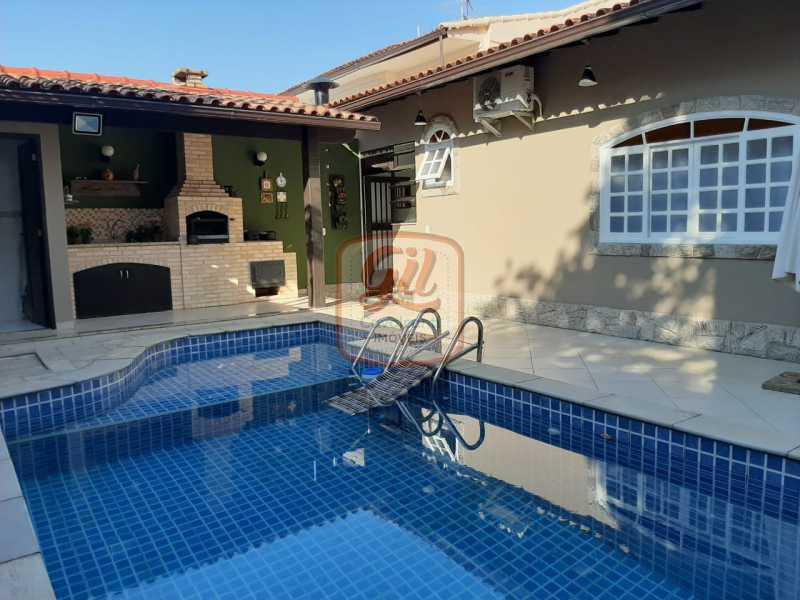 d15e977e-ef07-46f6-8fe5-8e8e2e - Casa em Condomínio 3 quartos à venda Vila Valqueire, Rio de Janeiro - R$ 1.280.000 - CS2656 - 26