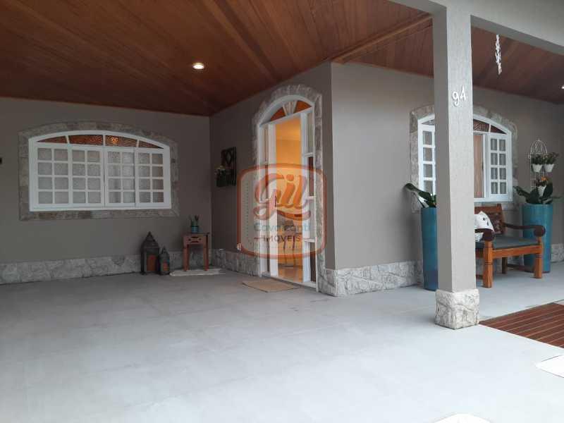 e605c3c3-1429-4e35-a7f7-87be53 - Casa em Condomínio 3 quartos à venda Vila Valqueire, Rio de Janeiro - R$ 1.280.000 - CS2656 - 1
