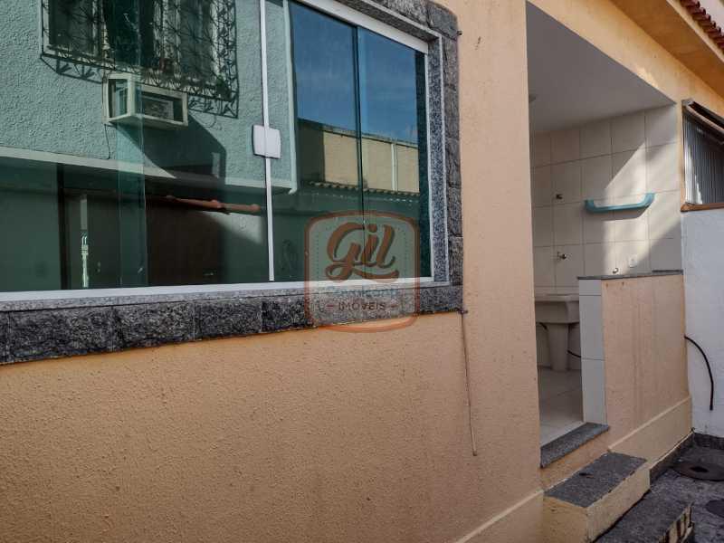 1a37cf76-b7e5-444c-a4f0-1106ea - Casa 2 quartos à venda Jardim Sulacap, Rio de Janeiro - R$ 350.000 - CS2658 - 1