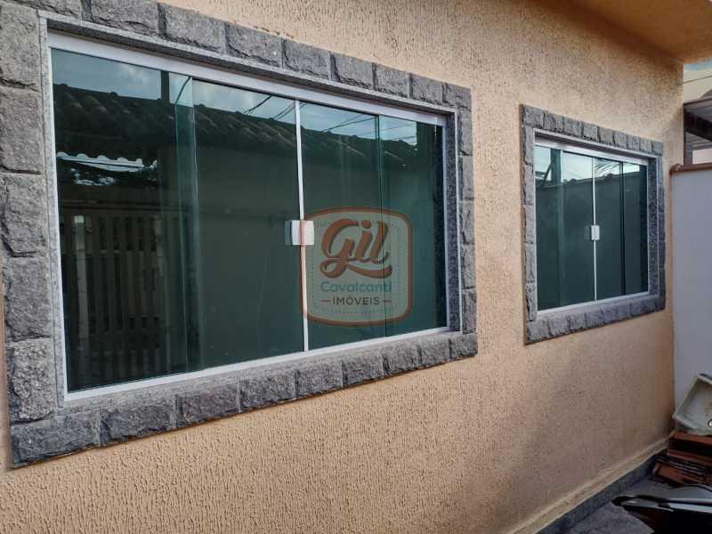 5e5d15fd-3151-41d3-8401-de0796 - Casa 2 quartos à venda Jardim Sulacap, Rio de Janeiro - R$ 350.000 - CS2658 - 3