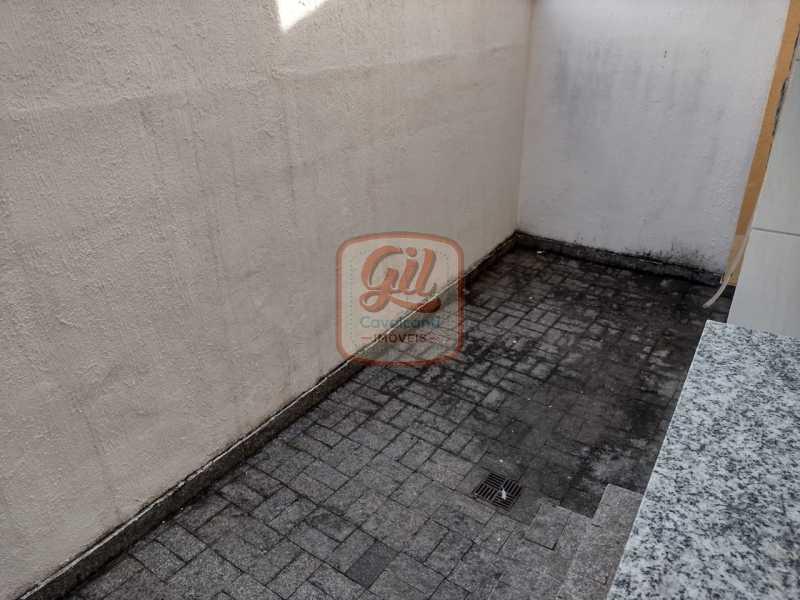 8f401afd-9165-43df-ae4b-de65f0 - Casa 2 quartos à venda Jardim Sulacap, Rio de Janeiro - R$ 350.000 - CS2658 - 4
