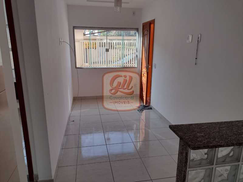 99151963-adea-430c-afac-336c75 - Casa 2 quartos à venda Jardim Sulacap, Rio de Janeiro - R$ 350.000 - CS2658 - 10