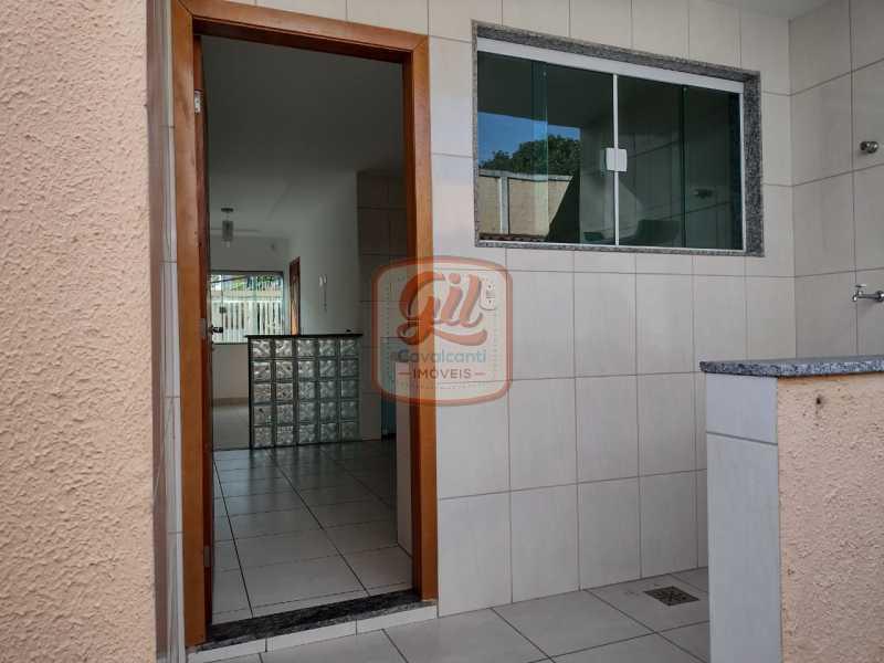 bfd2f02e-7e8f-4e05-8bb5-f4c2be - Casa 2 quartos à venda Jardim Sulacap, Rio de Janeiro - R$ 350.000 - CS2658 - 6