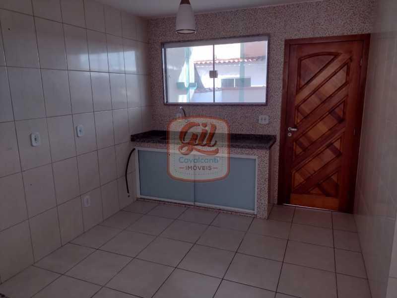 edcf3947-d97e-4549-9223-c27763 - Casa 2 quartos à venda Jardim Sulacap, Rio de Janeiro - R$ 350.000 - CS2658 - 7