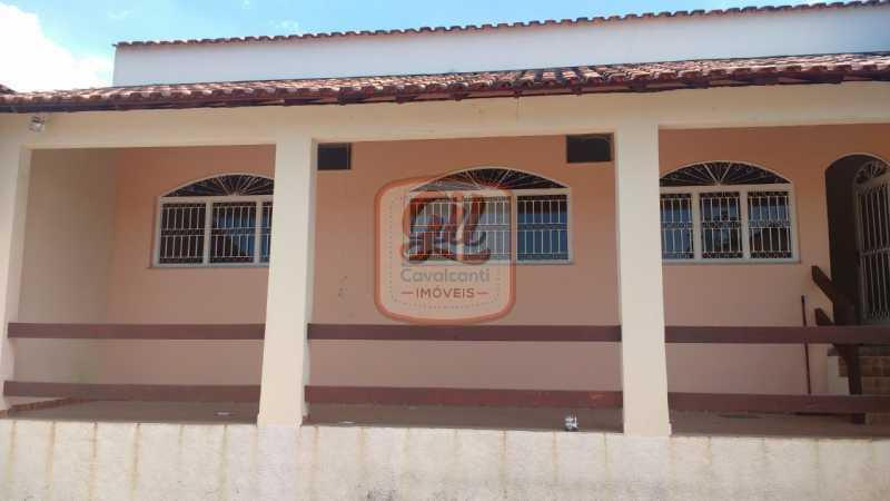 44f96c0e-d441-4c90-8e4d-d7e1b8 - Casa 3 quartos à venda Jardim Sulacap, Rio de Janeiro - R$ 650.000 - CS2659 - 3
